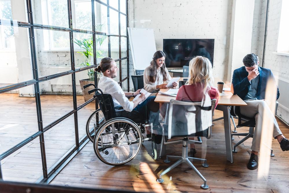Проблемы при трудоустройстве инвалидов и методы их решения